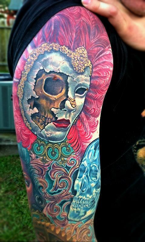 Skull/Mask