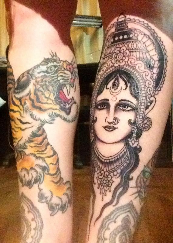Lehi Tiger and Grez Durga