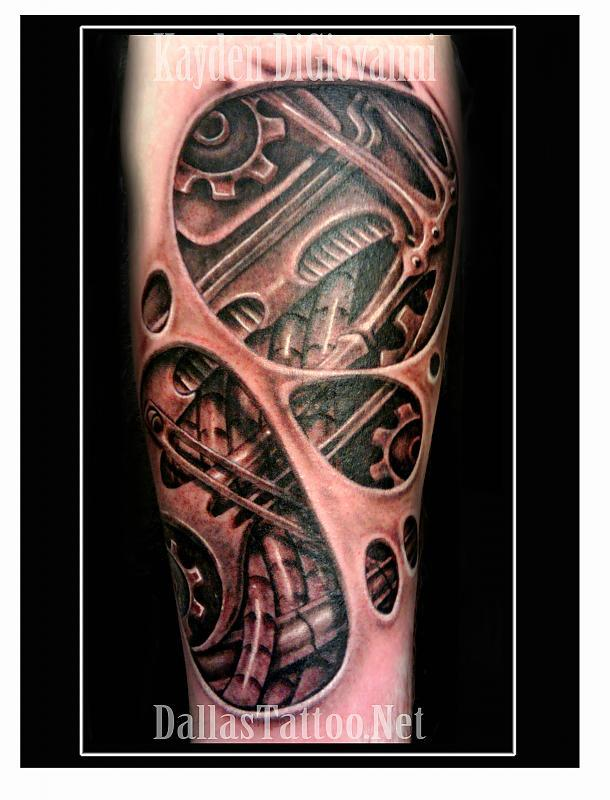 Biomechanical Under skin