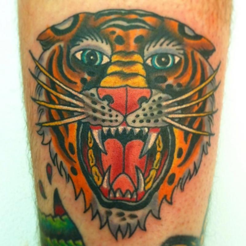 Stoney Tiger