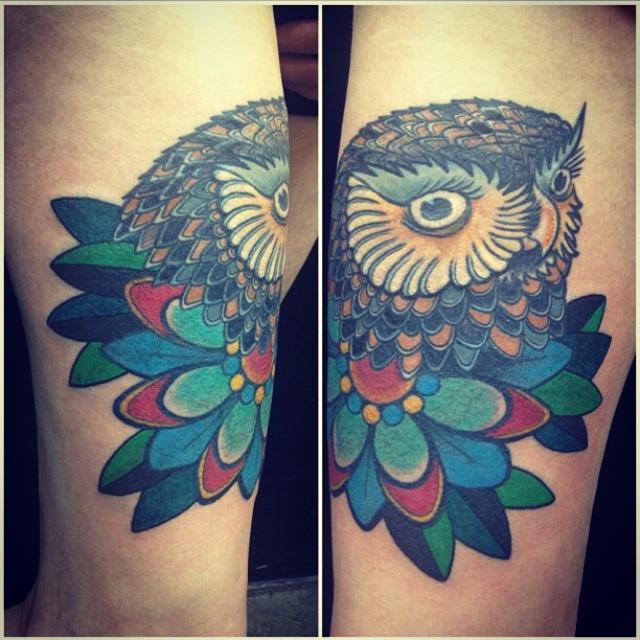 recent tattoos
