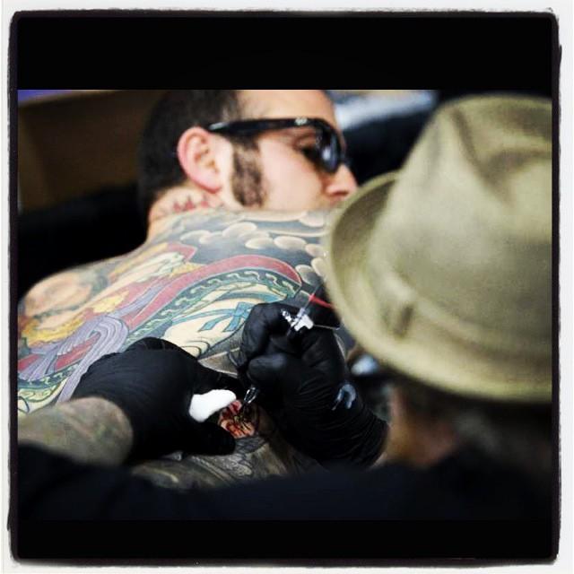 Time Travel Tattoo