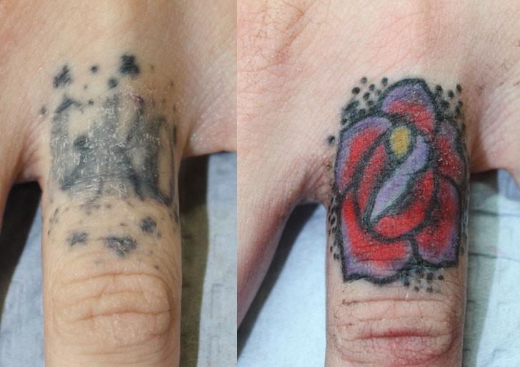 finger rose