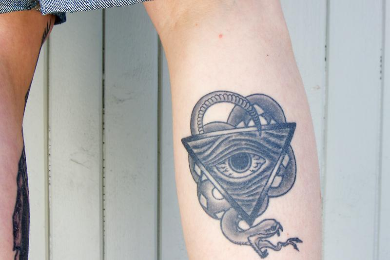 By Ville, then @ Stuck Tattoo, Stockholm