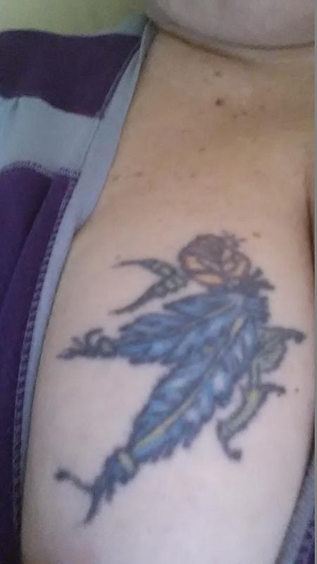 My five tattoos