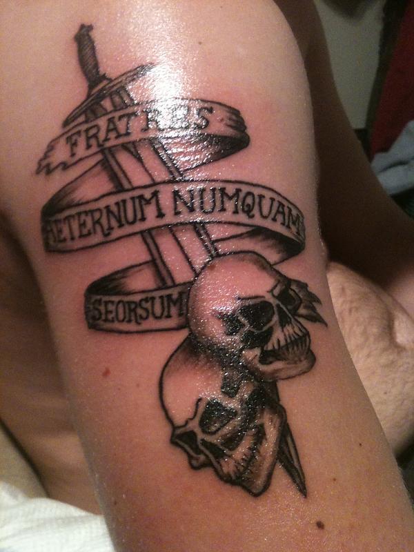 Three Brothers Military Tattoos Military Tattoos Last Sparrow Tattoo
