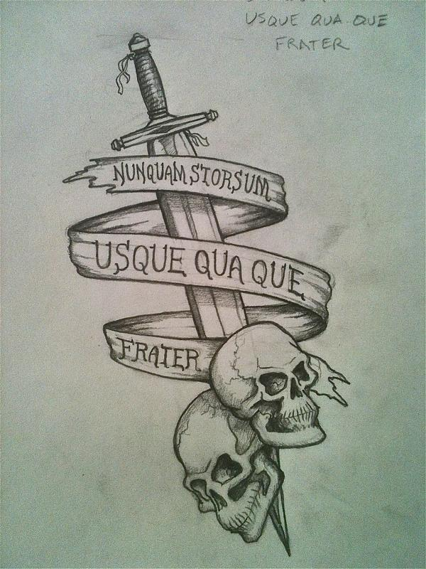 Three Brothers Military Tattoos