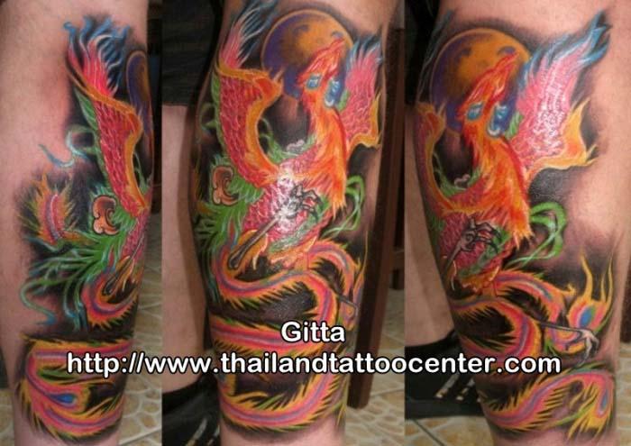artwork gitta thailandtattoocenter