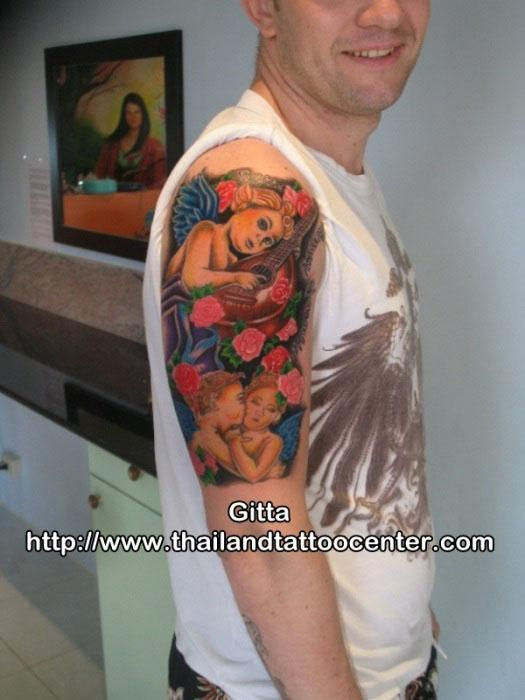 artwork gitta thailandtattoocenter