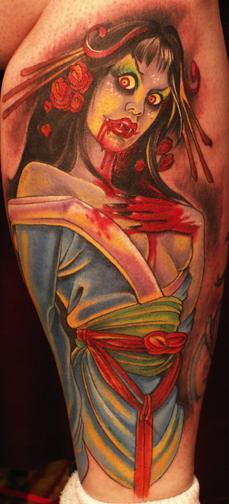 VAmpire Geisha