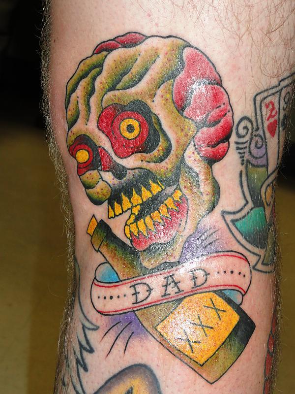 dad skull