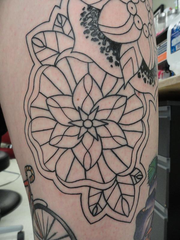 symmetrical flowers2