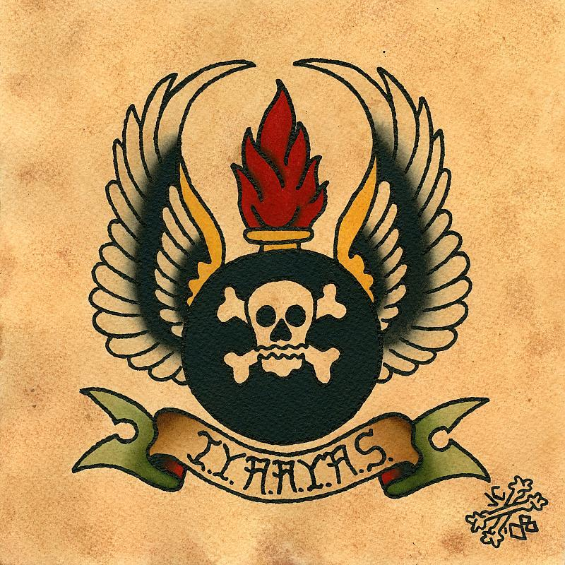 sailor jerry hawaii bomb painting