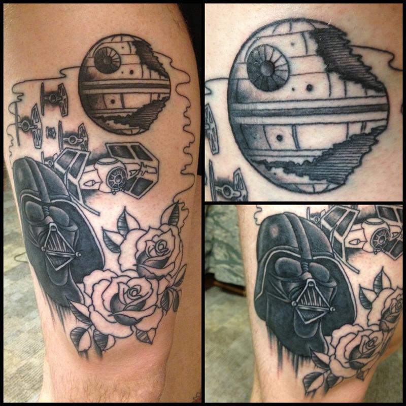 Star Wars Thigh Piece