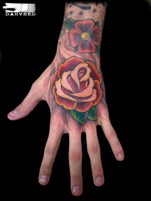 Keiths hand job rose