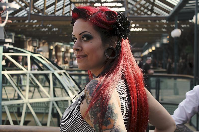 London tattoo convention 2011
