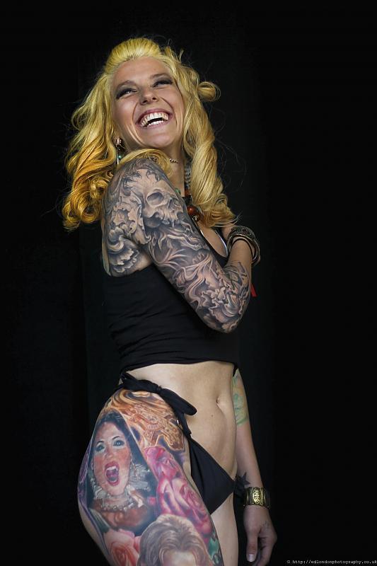 London Tattoos Convention 2012