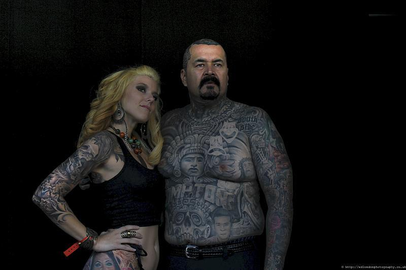 London Tattoos Convention 2012