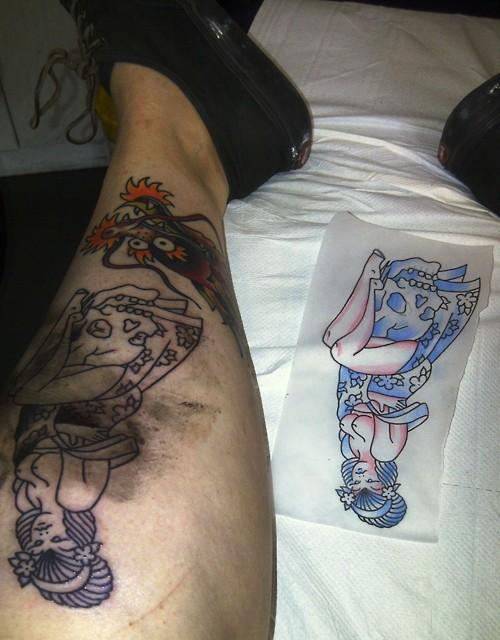 both from Tom Chippendale