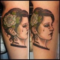 girl heads