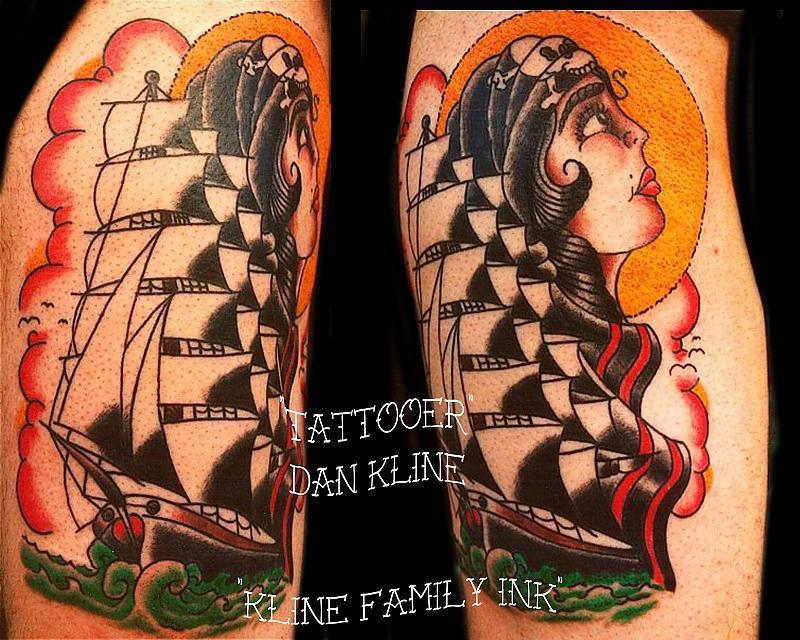 KLINE FAMILY INK