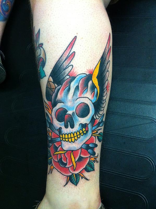 skull n wangs