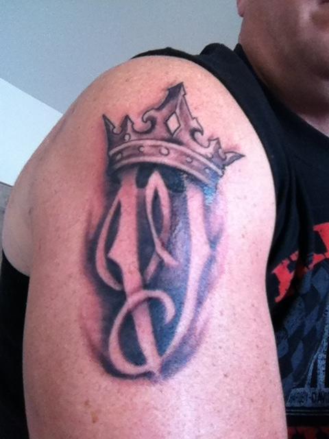 First Tattoo: Stage 1