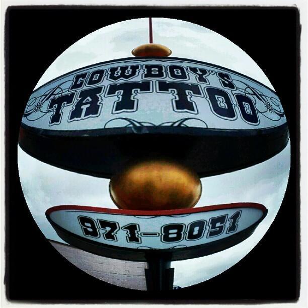 Cowboys Tattoo Reno