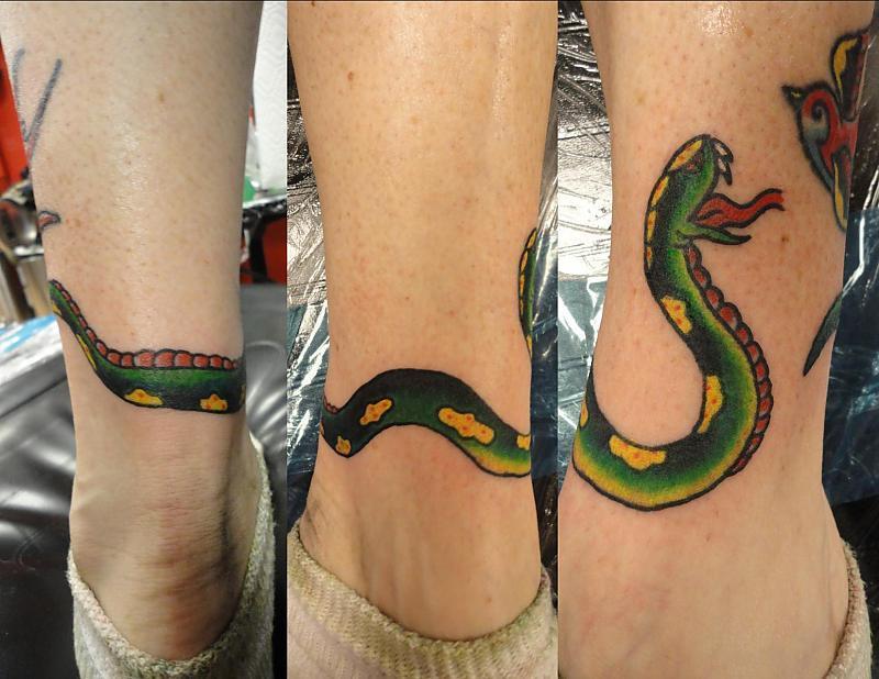 wanda snake