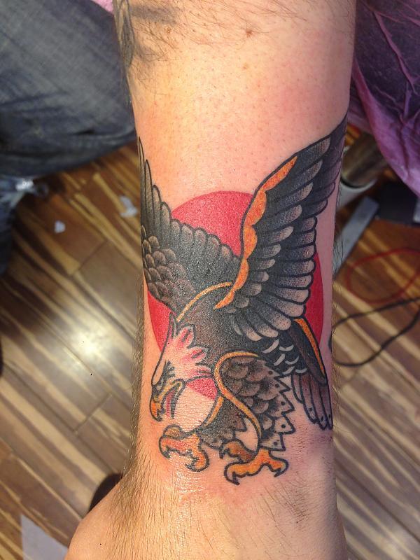 Jerry Eagle flash