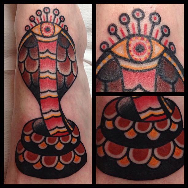 Cobra Eye Guy