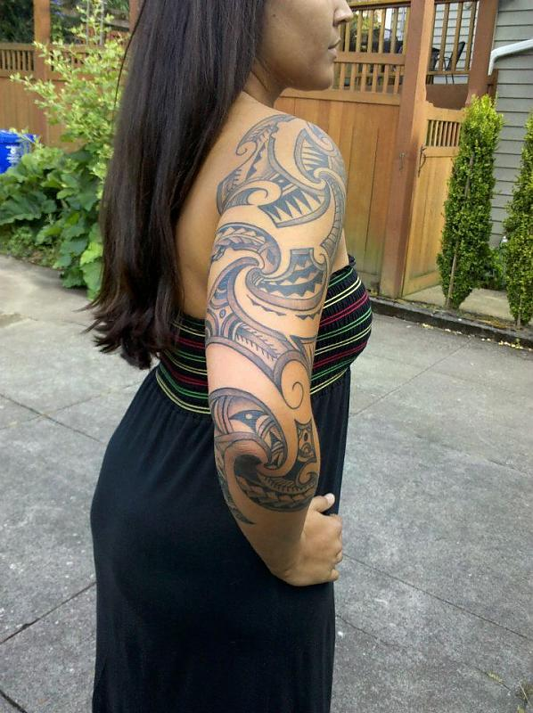girlie sleeve 1