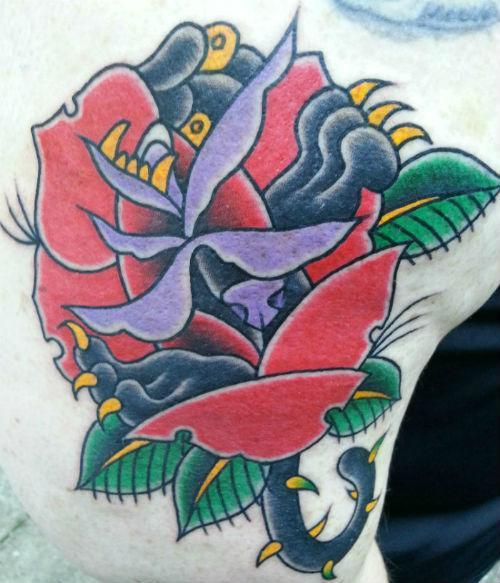 Rose Morph