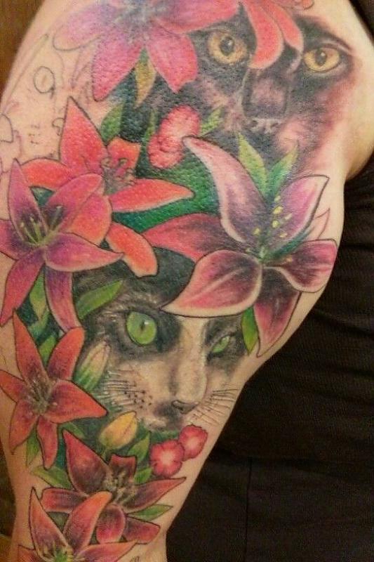 Cat sleeve