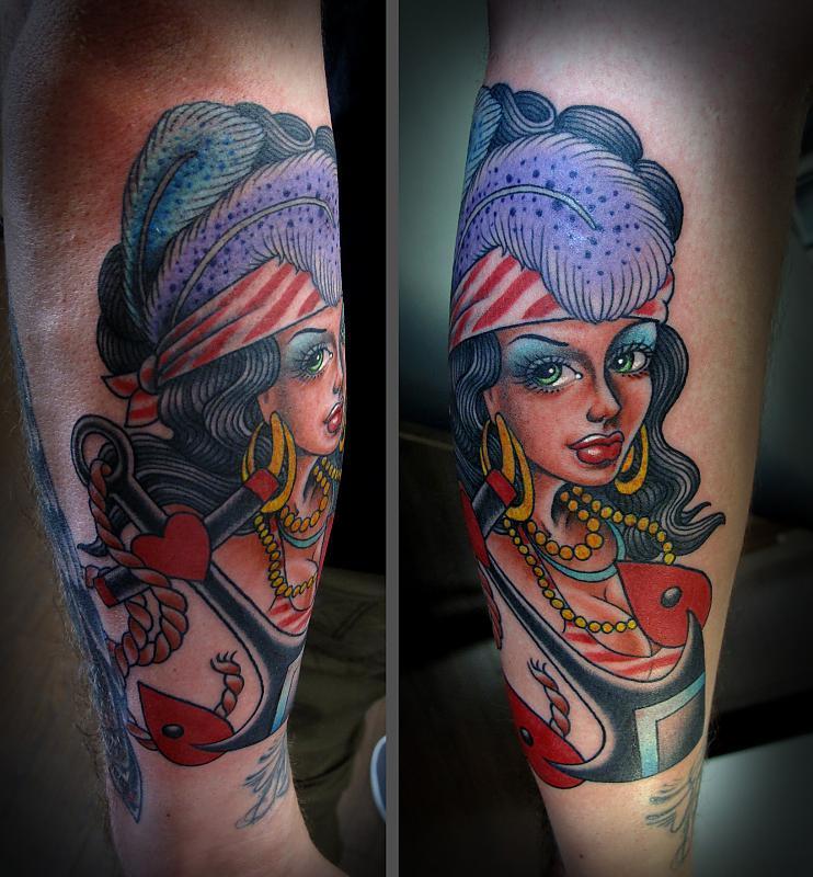 pirate girl 3