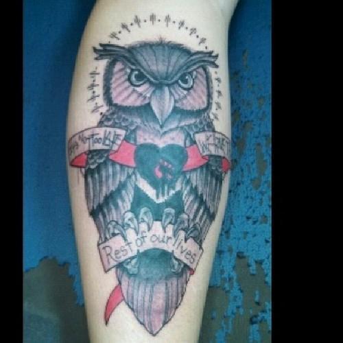 Rise Against Owl