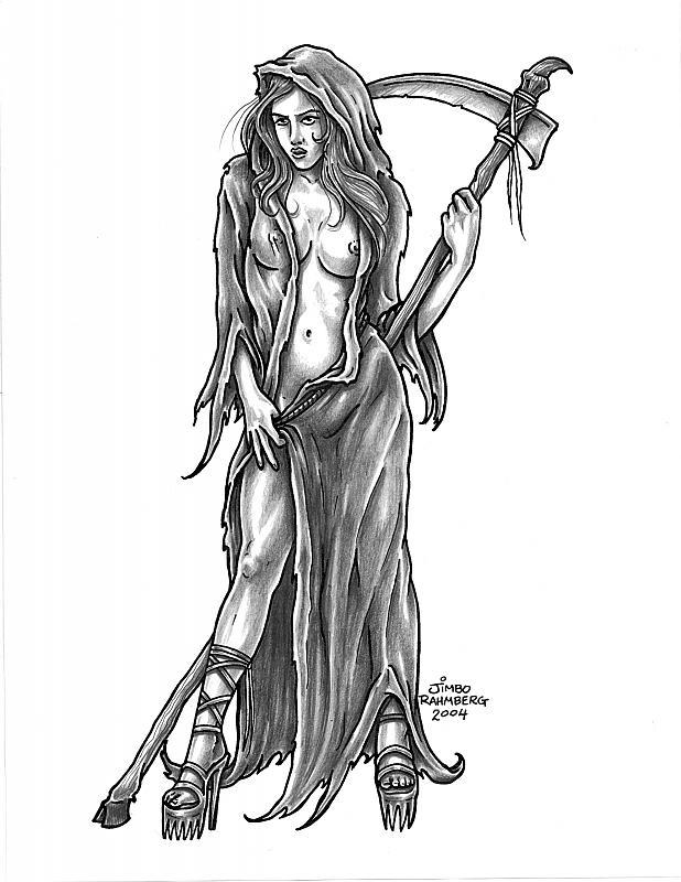 Reaper Chick