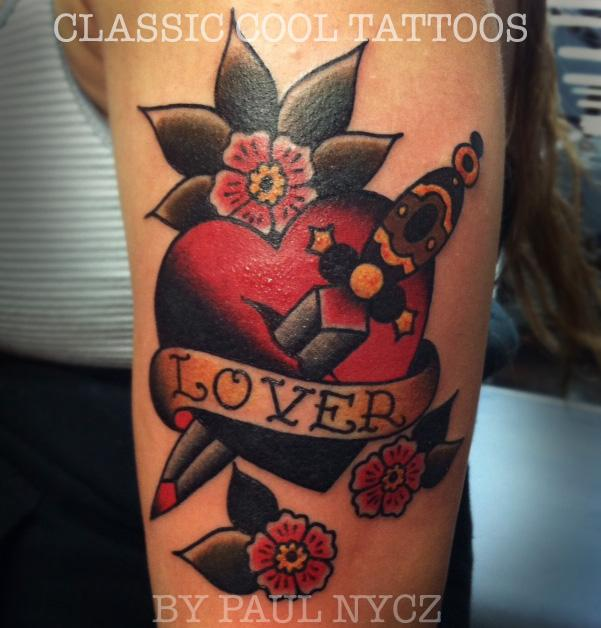 Tattoo By Paul Nycz