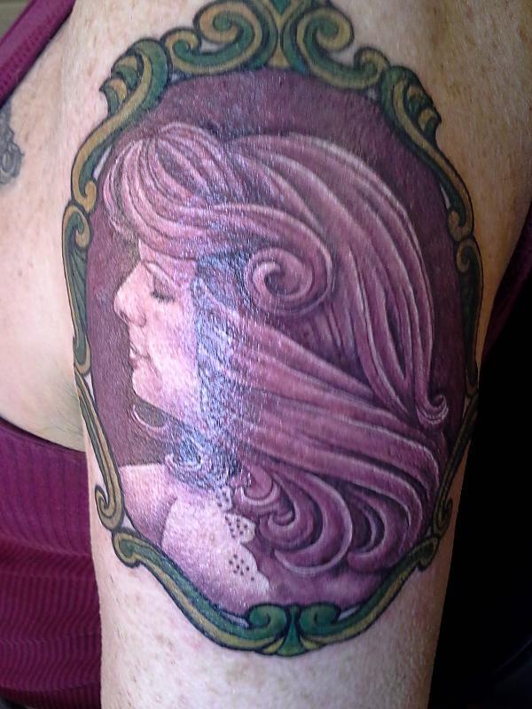 By Sarah Hurst at Vivid Tattoo Knoxville
