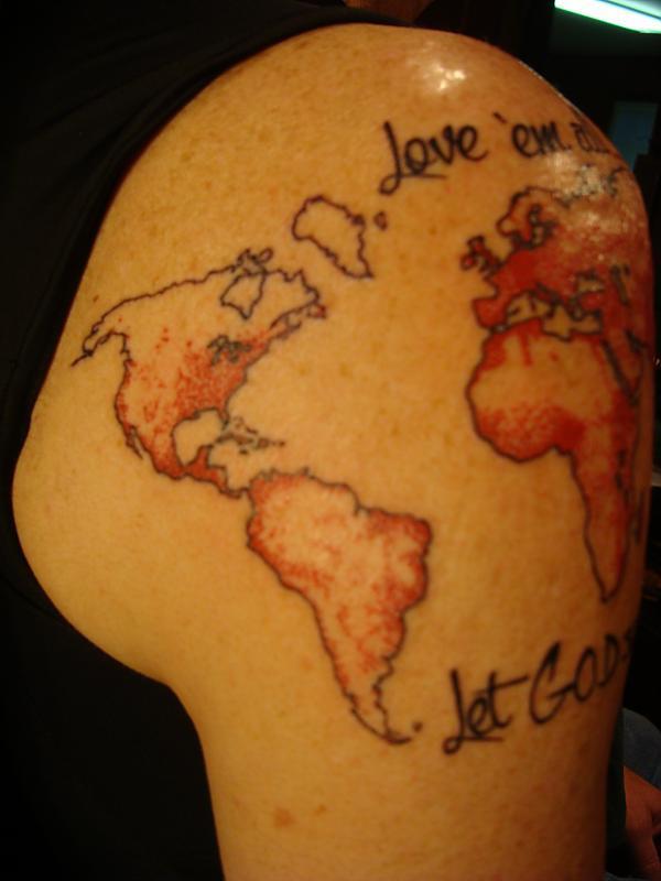 Tattoo 2 Americas