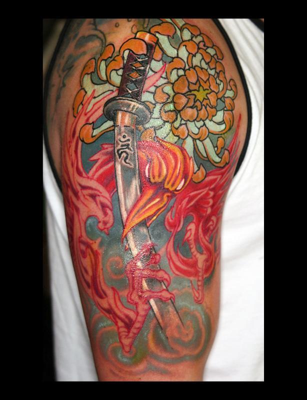 anthony fudo sword