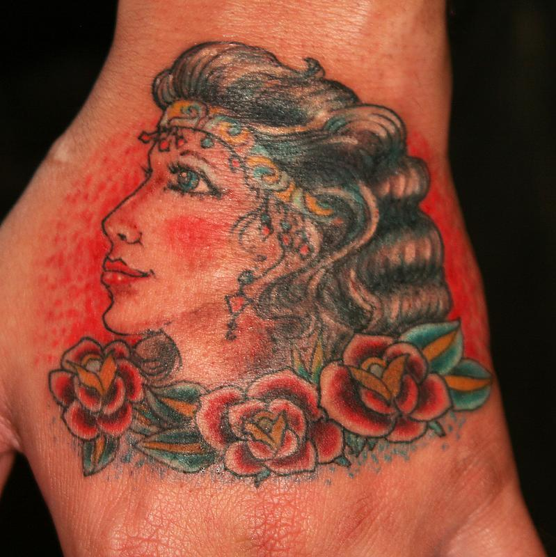 gypsy hand