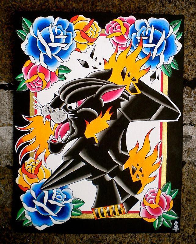 Anvil Panther