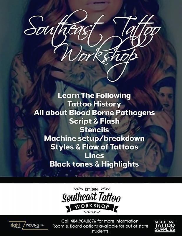 Southeast Tattoo Workshop