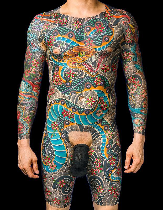 Aaron Coleman Immaculate Tattoo Mesa AZ - Japanese and Asian Tattoos ...