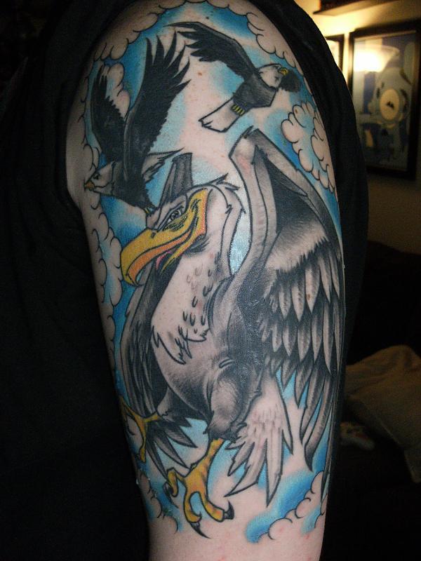Scribe eagle