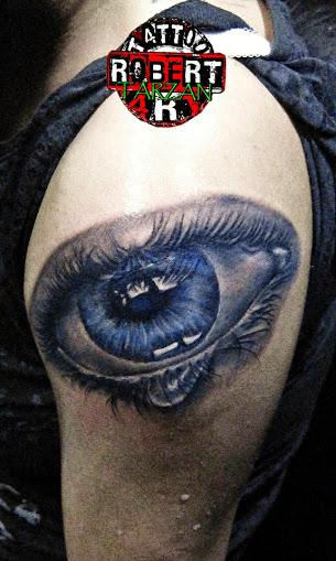 eye fresh robert tattoo art