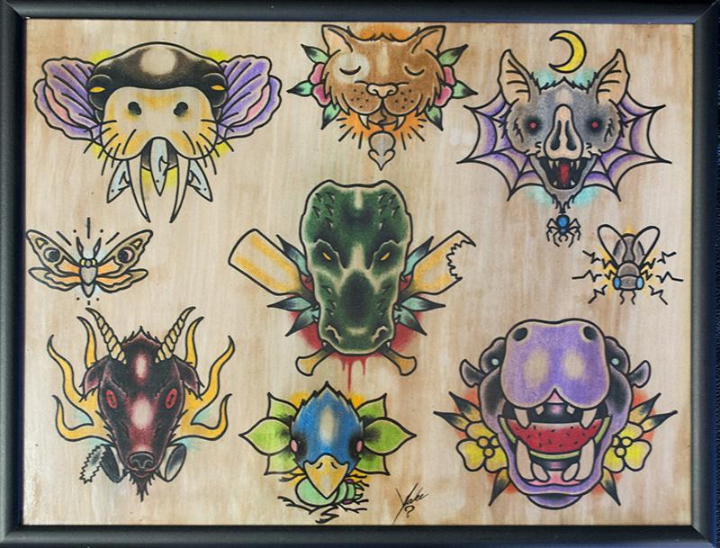 Creature Sheet