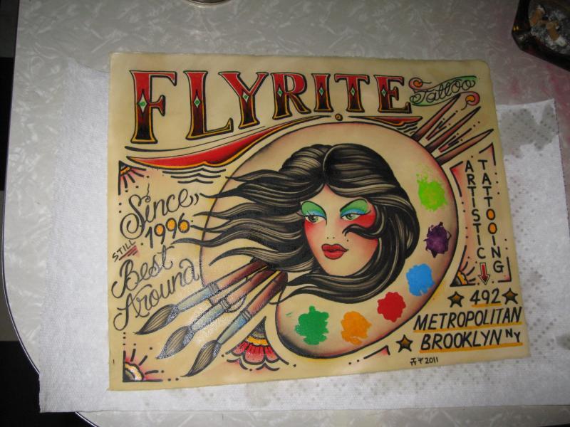 FLYRITE 2011