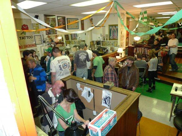 Shamrock St Patricks Day